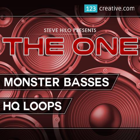 Monster basses - 250 haunting loops