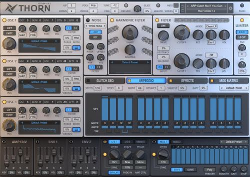 Thorn Sound Library