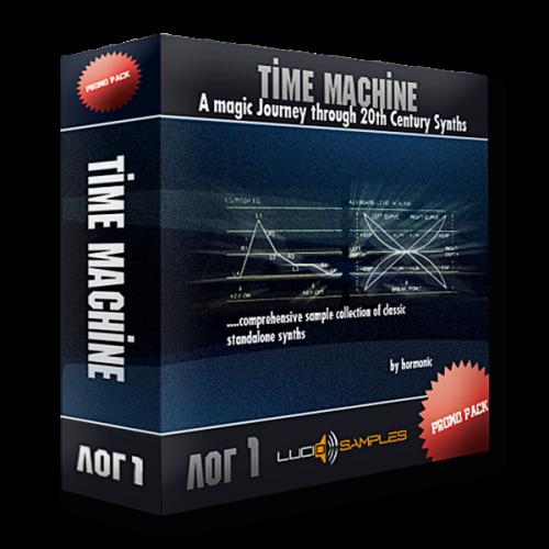Time Machine Vol.1 [Promo Pack]