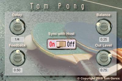 Tom Pong