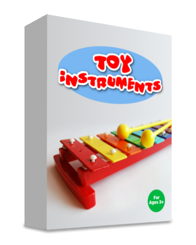 Toy Instruments (SFZ Collection for Ages 3+)