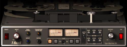 T-RackS Tape Machine 24