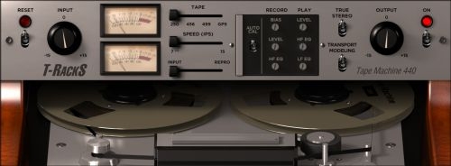 T-RackS Tape Machine 440