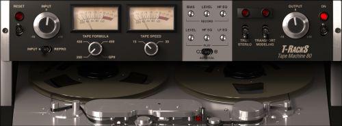 T-RackS Tape Machine 80