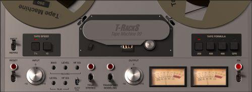 T-RackS Tape Machine 99