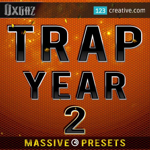 Trap Year 2 - Massive presets