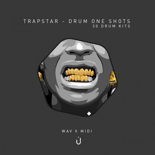 Trapstar - Trap Drum Oneshots