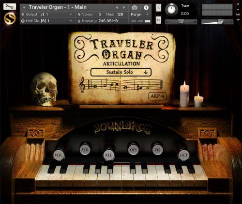 Traveler Organ