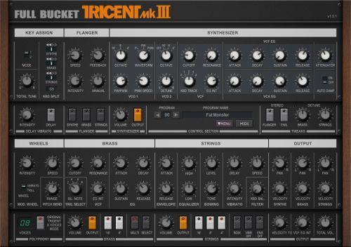 Tricent mk III