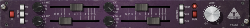 Trident A-Range Classic Console EQ
