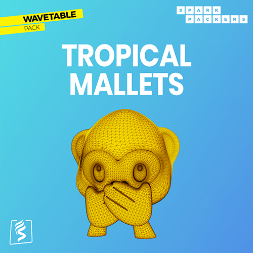 Tropical Mallets - Wavetable Pack For Serum & Others