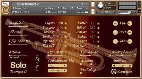 SOLO Trumpet II