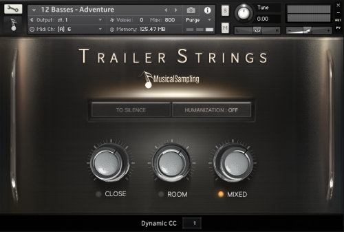 Trailer Strings