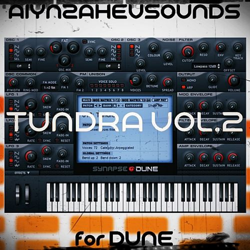 Tundra for DUNE Vol 2