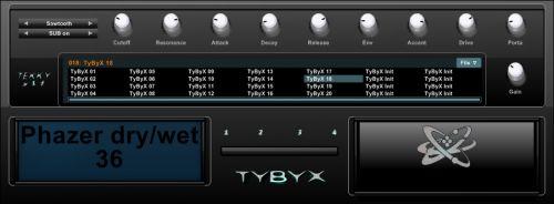 TyByX