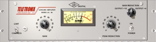 LA-2A Leveling Amplifier