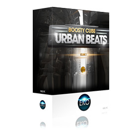 Urban Beats Volume 1 - Boosty Cube