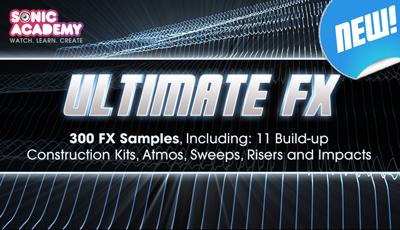 Ultimate FX Sample Pack