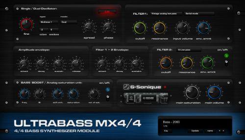 Ultrabass MX4/4