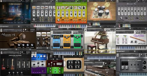 Auditory Lab - Complete Kontakt VST-AU-AAX