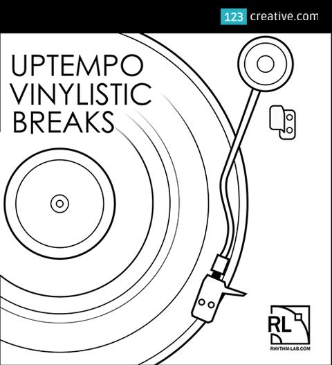 Uptempo Vinylistic Breaks - drum breaks and loops