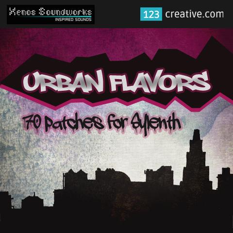 'Urban Flavors' for Sylenth