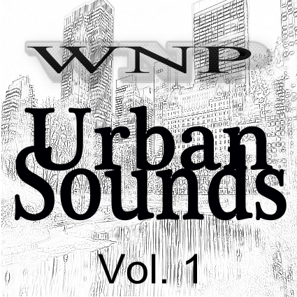 Urban Sounds  Vol 1