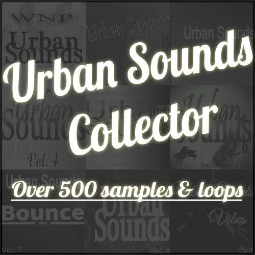 Urban Sounds Collector