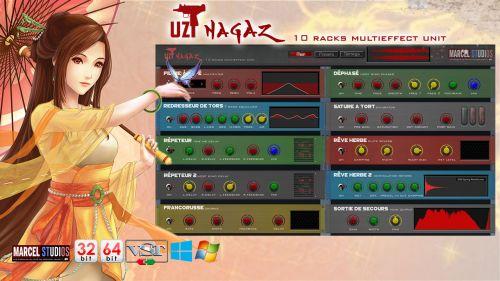 Uzi Nagaz