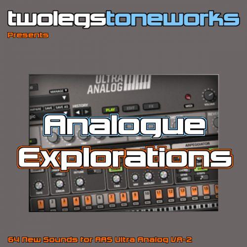Analogue Explorations for Ultra Analog VA-2