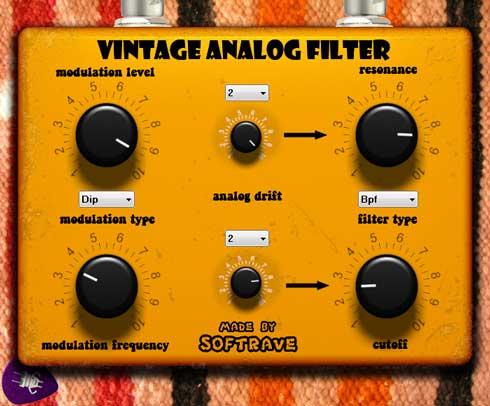 Vintage Analog Filter