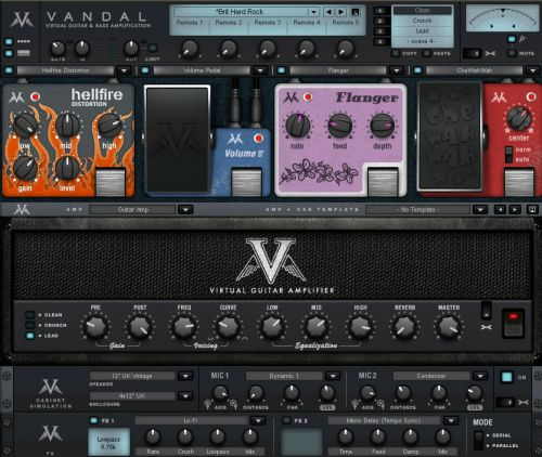 Vandal Guitar Amp