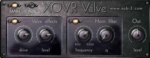 VFX (XOVR with Valve Effects)