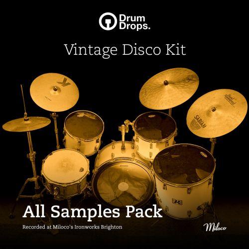 vintage disco kit - all samples pack
