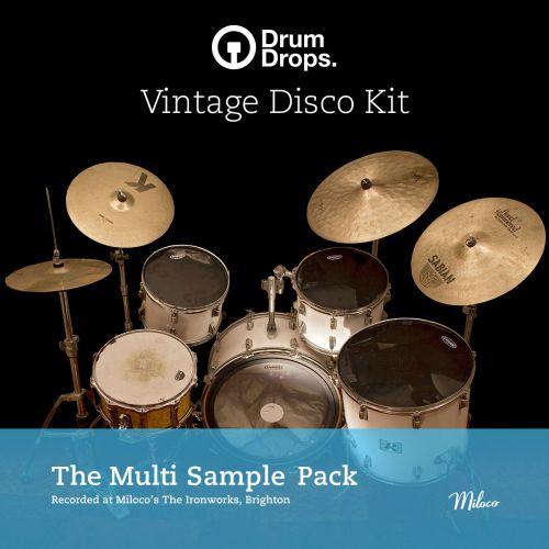 vintage disco kit - multi sample pack