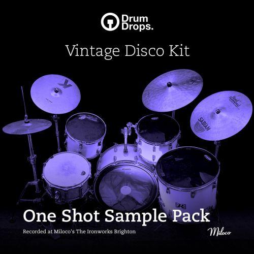 vintage disco kit - one shot sample pack