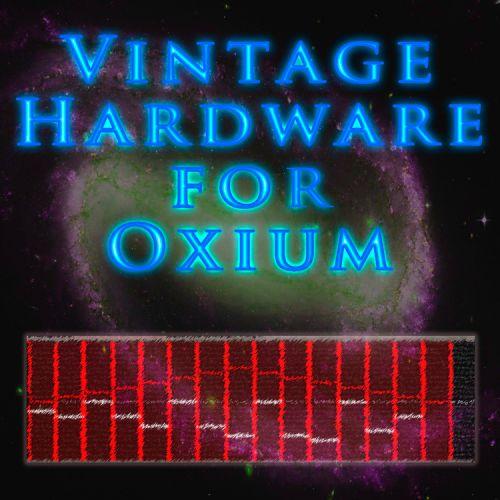 Vintage Hardware for Oxium