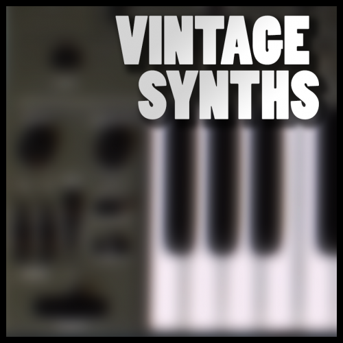 Vintage Synths