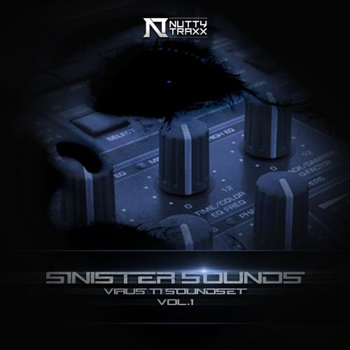 Nutty Traxx - Sinister Sounds Virus TI Soundset Vol.1