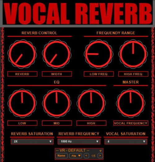 Vocal Reverb