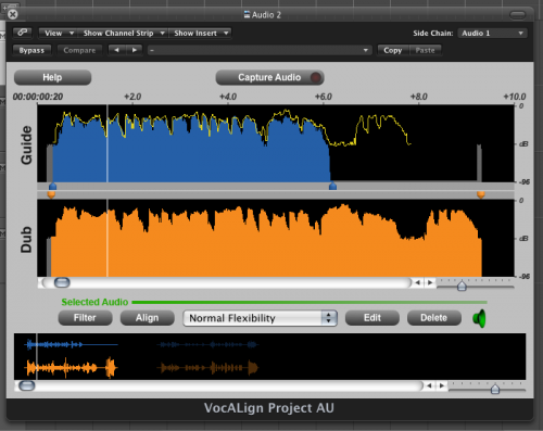 VocALign Project