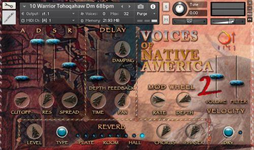Voices of Native America V2