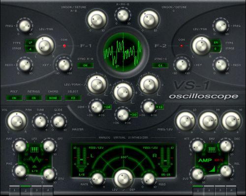 VS-1 Oscilloscope