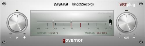 VSTplug governor