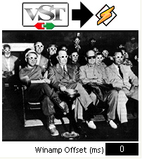 VST -> Winamp Bridge