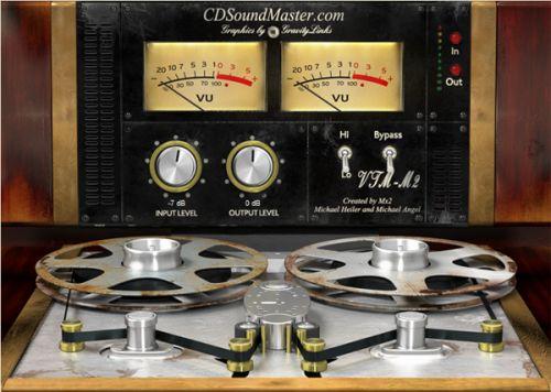 VTM-M2 Vintage Tape Machine