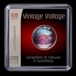 Vintage Voltage - interview exclusive de la nouvelle série
