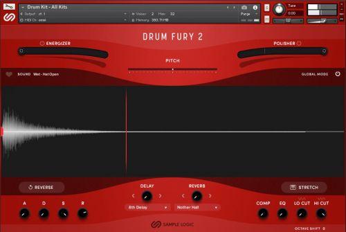 Drum Fury 2