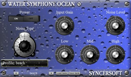 Water Symphony: Ocean