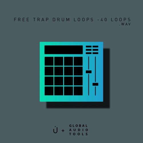 Trap Drum Loops - Free